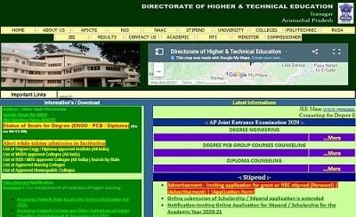APDHTE Arunachal Pradesh Board 10th /12th Migration Certificate Verification Marksheet Download