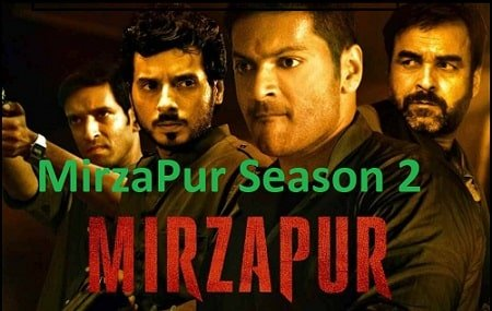 Mirzapur Season 2 Download Filmy Filmyzilla Online Leaked on Tamilrockers Other Torrent Sites
